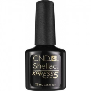 CND Shellac Xpress5 Top Coat 7,3ml