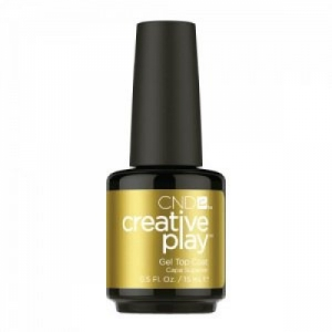 CND Creative Play Gél Lak Top Coat