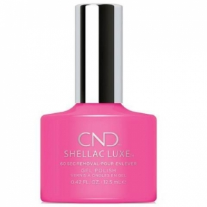 CND Shellac LUXE Hot Pop Pink 12.5 ml