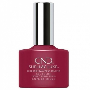 CND Shellac LUXE Rouge Rite 12,5 ml