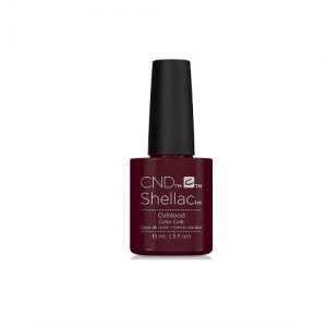 cnd oxblood 15 ml