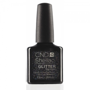 CND Shellac Glitter Top Coat 7,3 ml