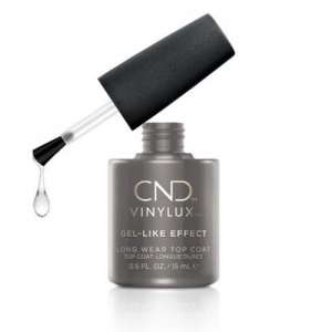 CND VINYLUX  Gel-Like Effect Top Coat 15 ml