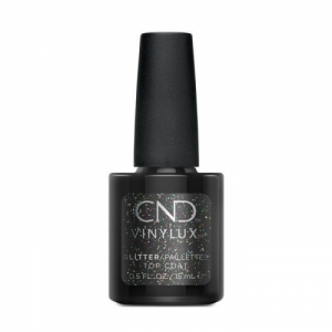 CND VINYLUX Weekly Glitter Top Coat 15ml