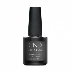 CND VINYLUX Weekly Matte Top Coat 15ml