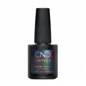 CND VINYLUX Weekly Pearl Top Coat 15ml