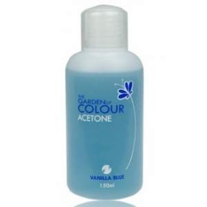 Acetón vanilla blue 150ml