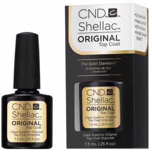 CND Shellac Top Coat 7,3ml